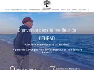 screenshot https://www.carthagea.fr/ <title>ANNUAIRE NOOGLE.  webmaster connect</title>