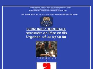 Serrurier Bordeaux Victoire