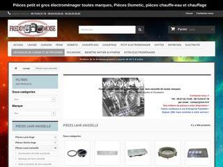 TSM Pièces détachées et accessoires petit et gros électroménager, Pièces Dometic et Pièces chauffe-eau.