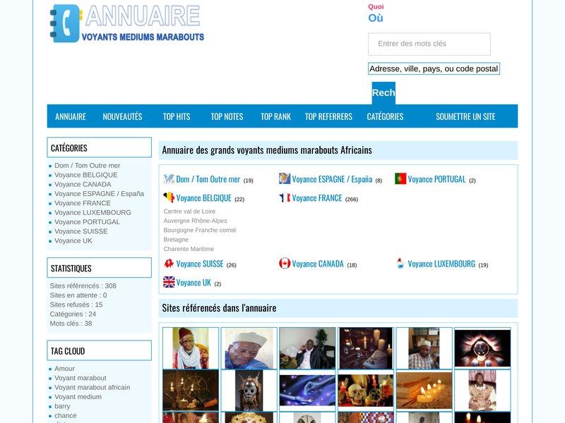 Medium Voyant Marabout France