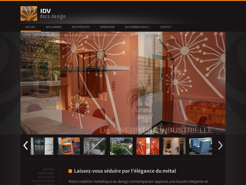 Idv deco design