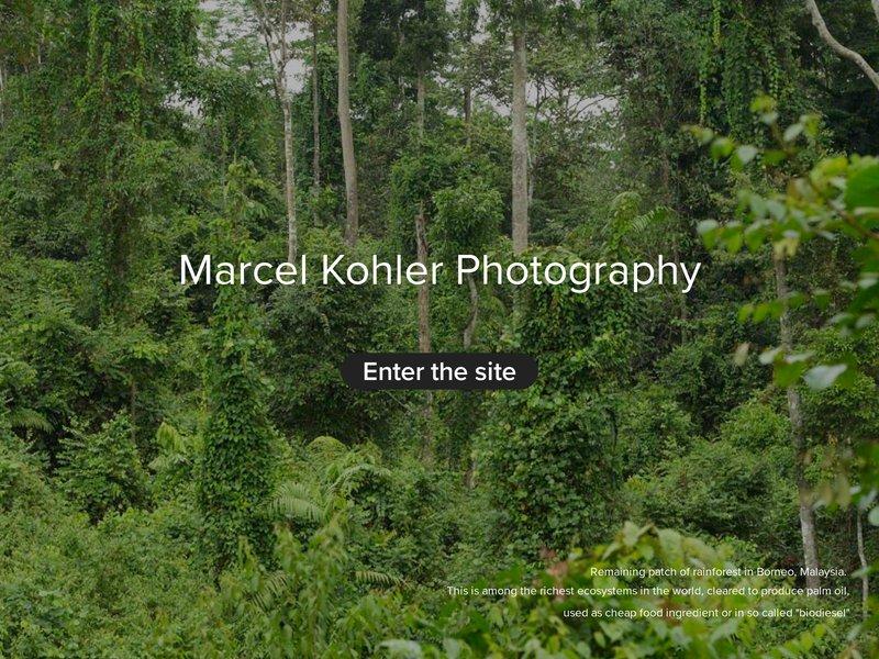 Marcel Kohler Photographe