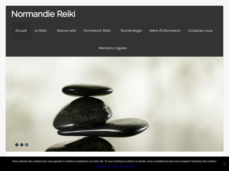 La pratique du Bien Etre et du Reiki en Normandie