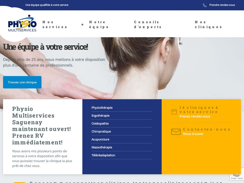 Physio Multiservices Magog