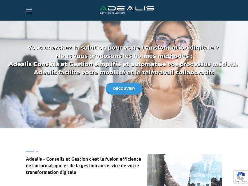 Adealis, votre expert en infogérance et en maintenance informatique