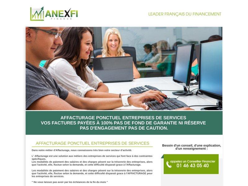 AFFACTURAGE PONCTUEL ENTREPRISE DE SERVICES | 01 46 43 05 40
