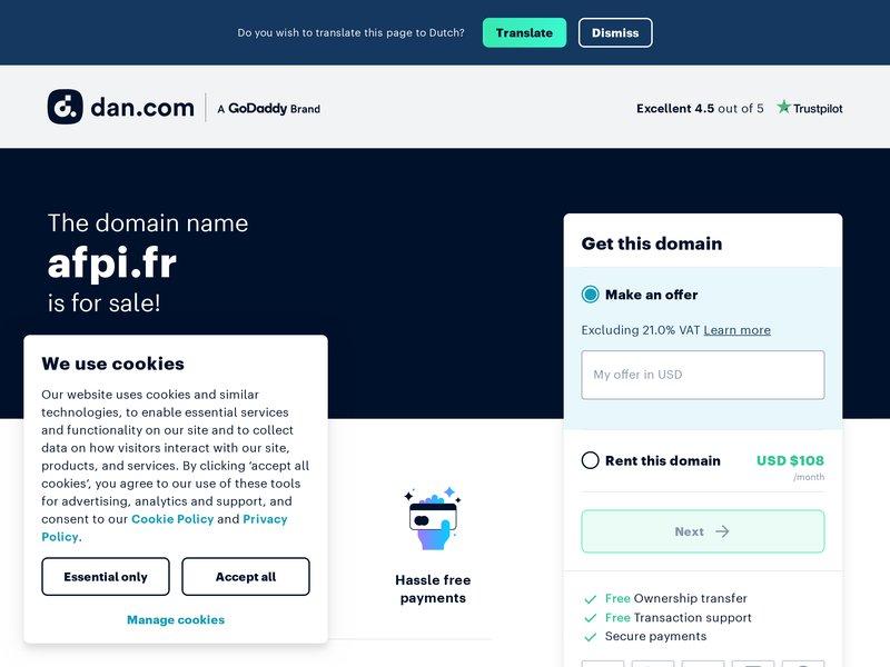 Agence Française de Protection Incendie