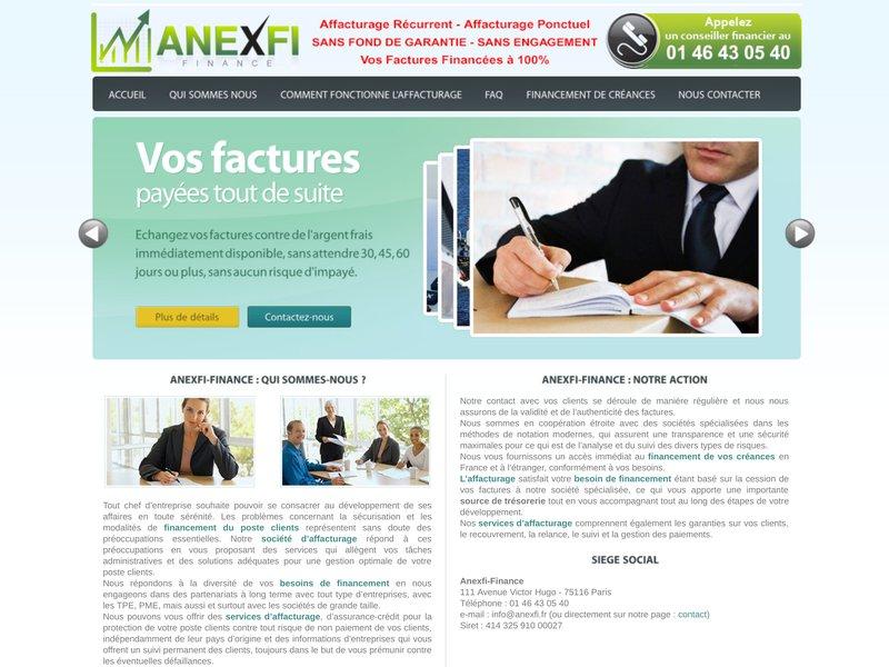 Anexfi-Finance : Qui sommes-nous - Affacturage Récurrent ...