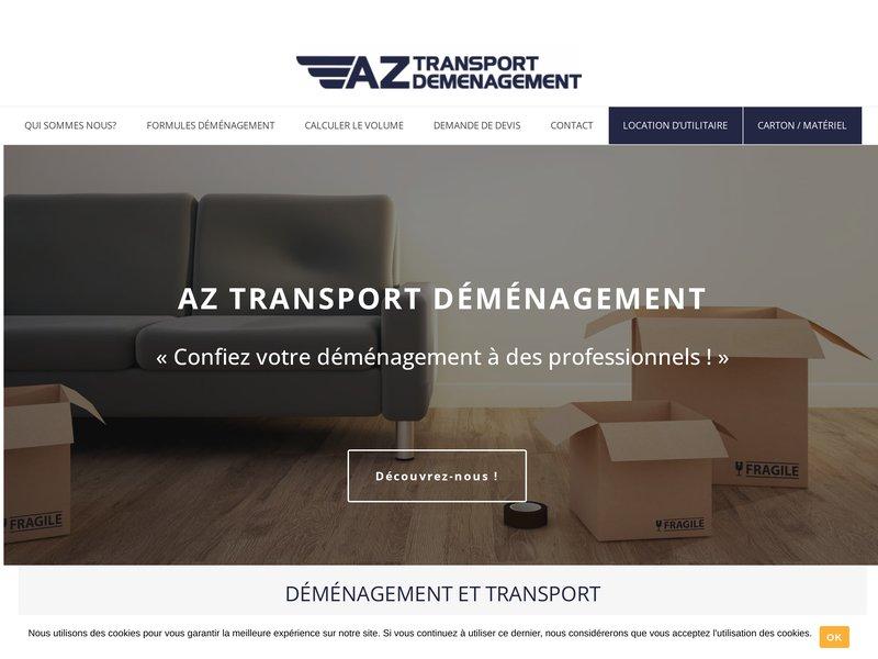 AZ Transport Demenagement