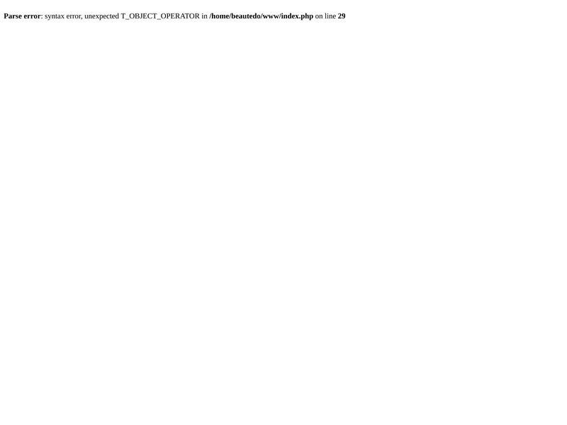 Référencement beauté-douceur.fr