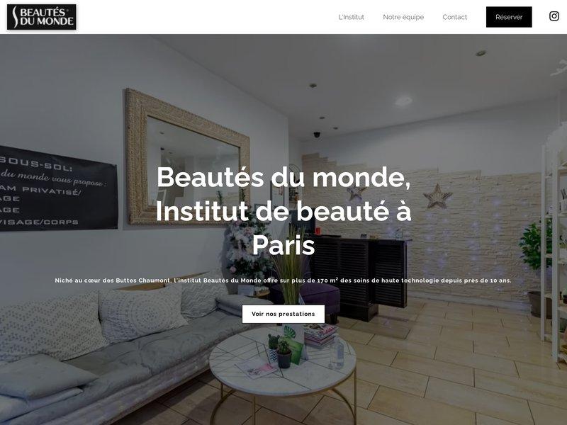 Institut de  Beautés à Paris, un voyage pas cher au coeur de la beauté