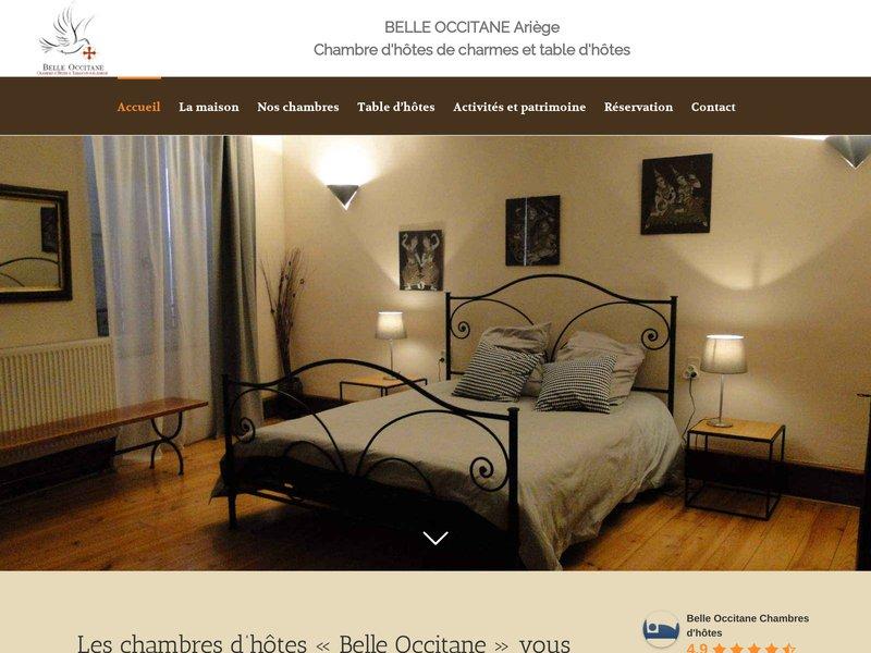 Chambres d'hôtes Ariège, BELLE OCCITANE, Tarascon sur Ariège.