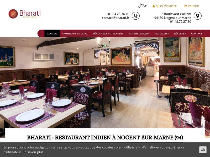 Restaurant indien à Nogent sur marne