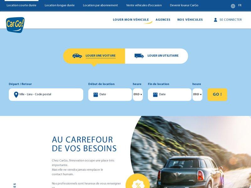 Location de voiture à Nice