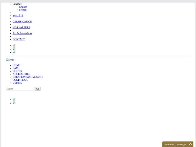 Fabricant de sacs tnt de luxe, sacs en textile non tissé - Classypac