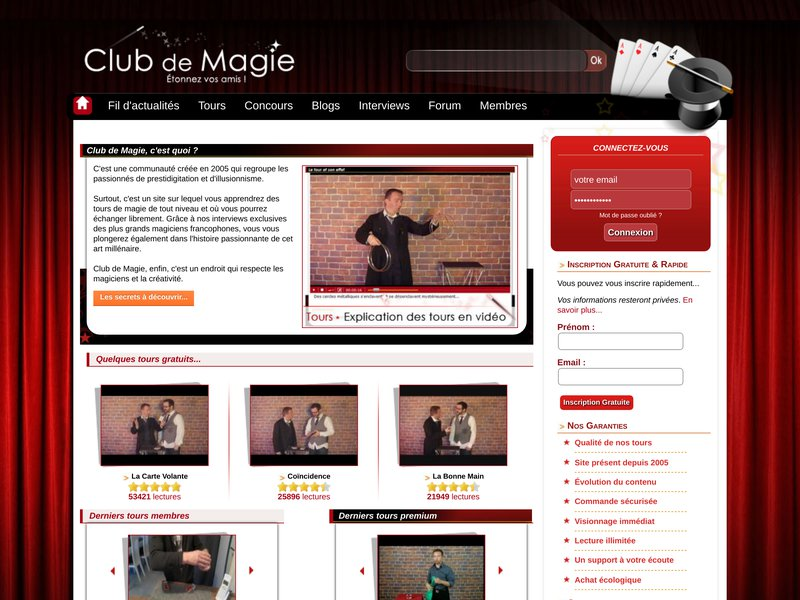 Club de Magie