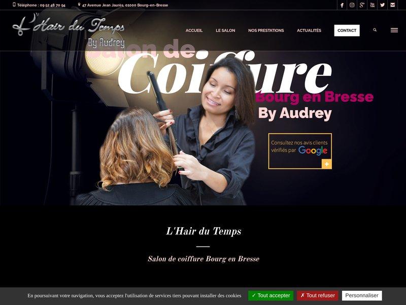 Coiffeur Bourg en Bresse / L'hair du Temps