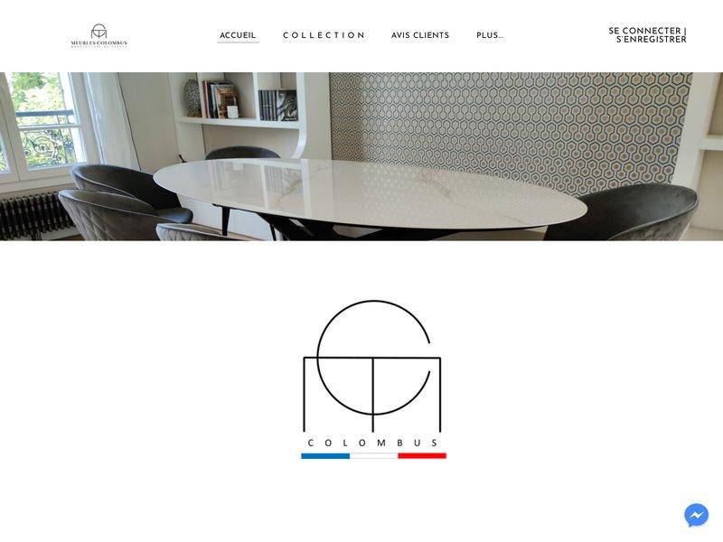 Colombus International, production de meubles Wattrelos