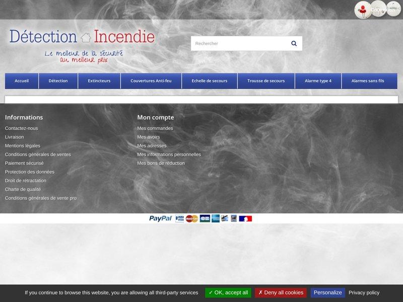 France détection Incendie