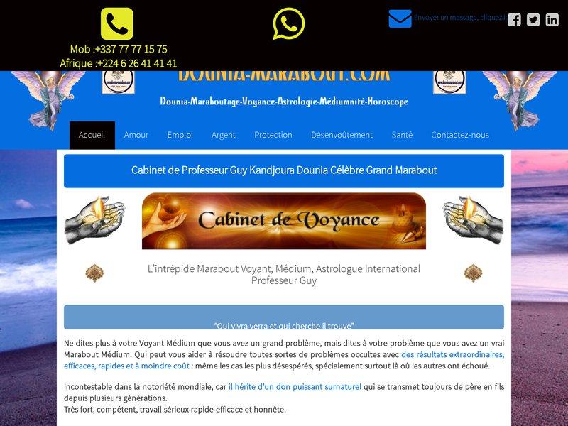 Marabout Voyant Medium Africains En France