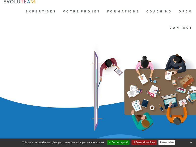Adhérent de l'OPCA Fafiec - Organisme de formation commerciale pour entreprises.