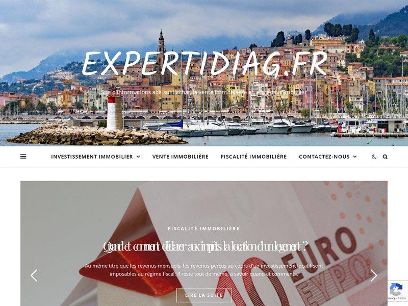 Expertise et diagnostics immobilier dans le nord : Expertidiag