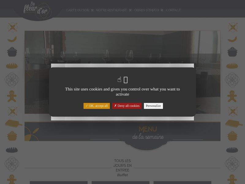 Restaurant La Fleur d'Or