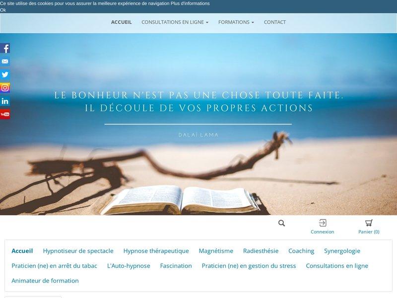 Bienvenue sur le site de Jean-Charles DUPET Hypnotiseur.