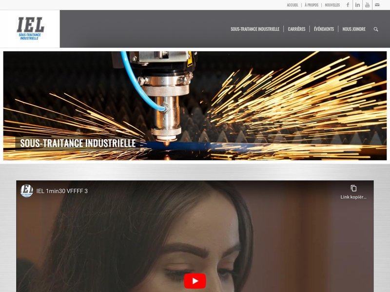 Les industries et Équipements Laliberté