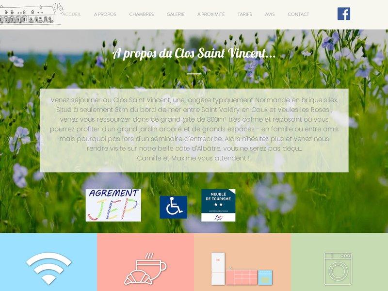 Le clos saint Vincent