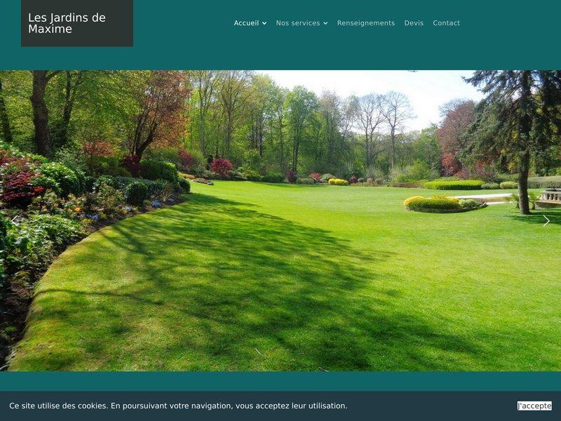 Les jardins de Maxime