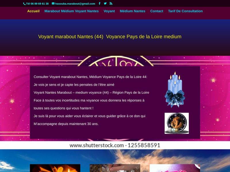 Grand Marabout A Paris Medium Voyant