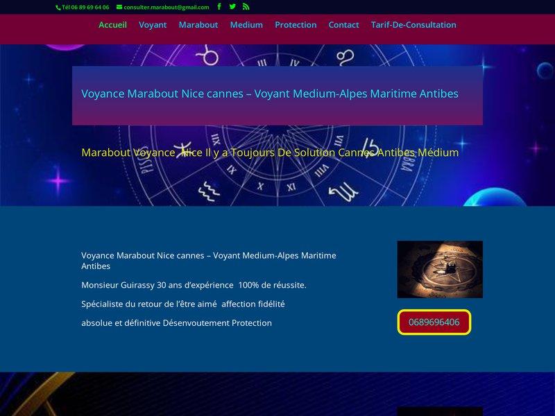 Voyant France Medium France