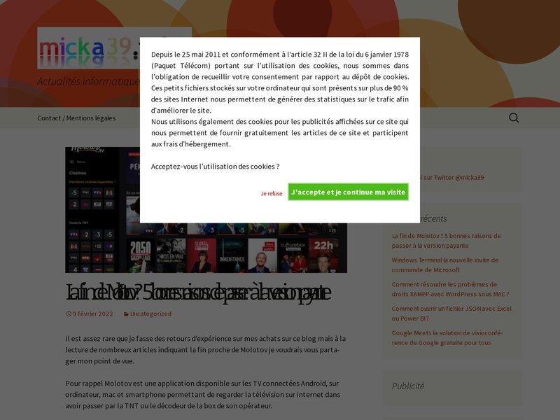 Blog de micka39