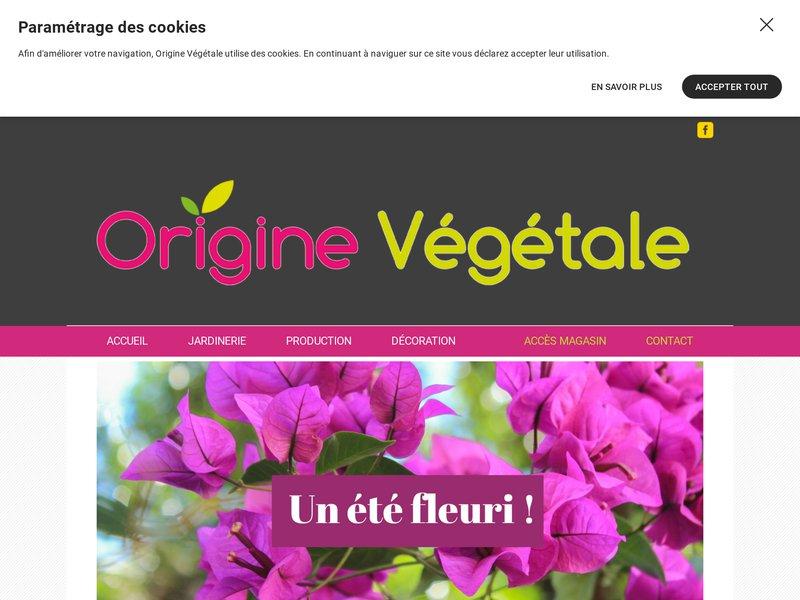 Les jardins de l'aéroport - jardinerie et pépinière Origine Végétale - production Raphael à Colombier Saugnieu, à côté St Bonnet de Mure et de Satolas