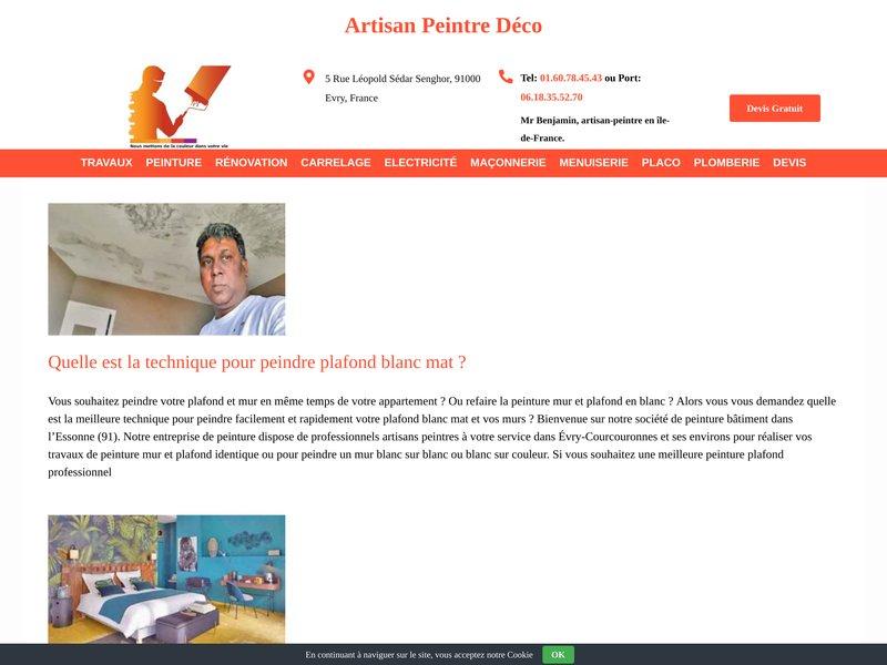 Peintre.déco.fr