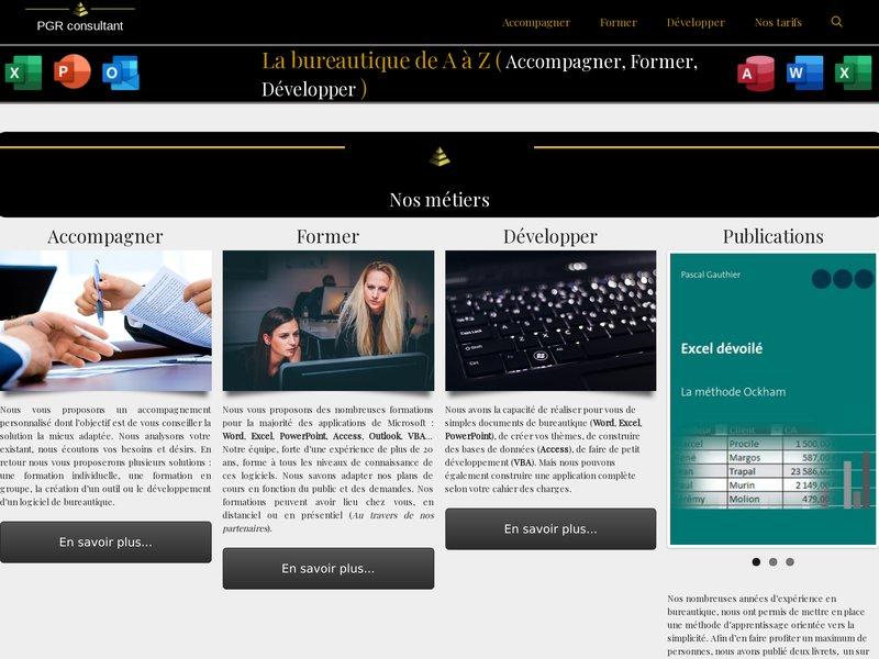 Creation De Dite Internet Avec Design Professionnel