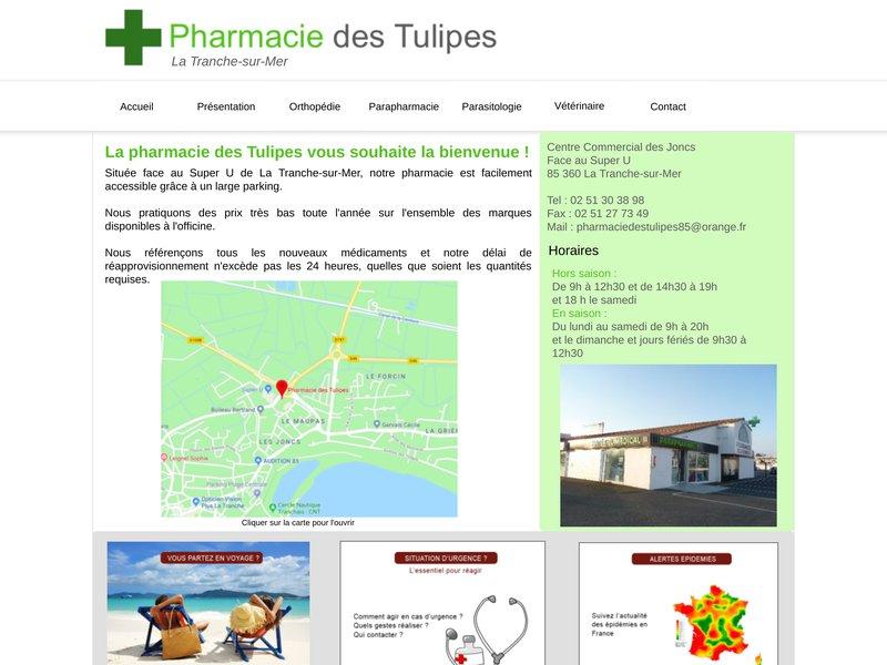 Pharmacie La Tranche