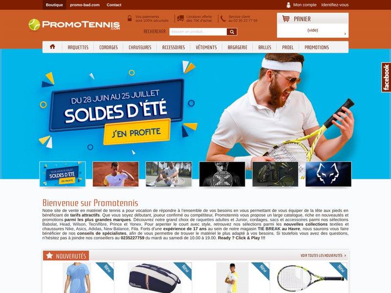 Promo Tennis