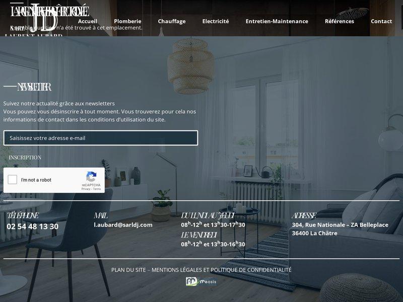 Bienvenue sur notre site internet Sarl JD ZA Belleplace 36400 La Châtre