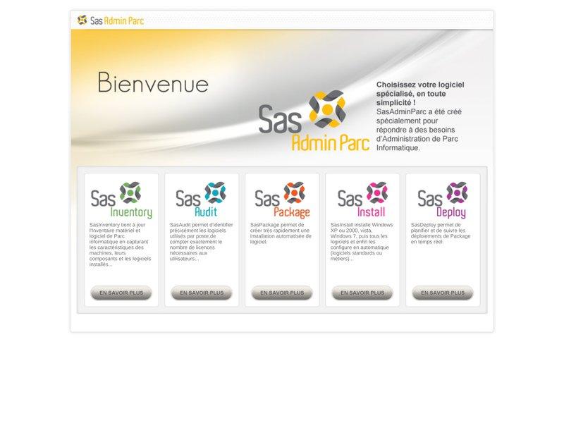SasAdminParc