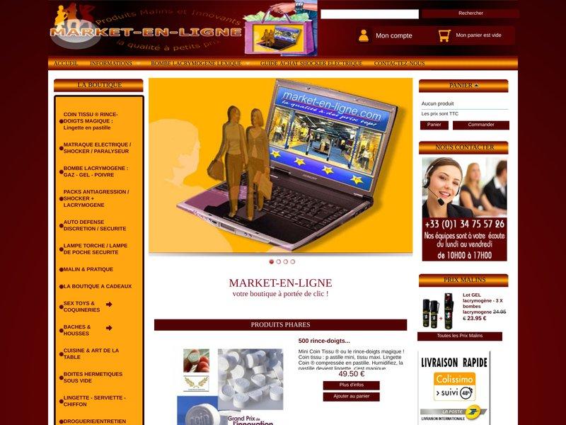Solderie en ligne, la boutique de produits malins et innovants market-en-ligne