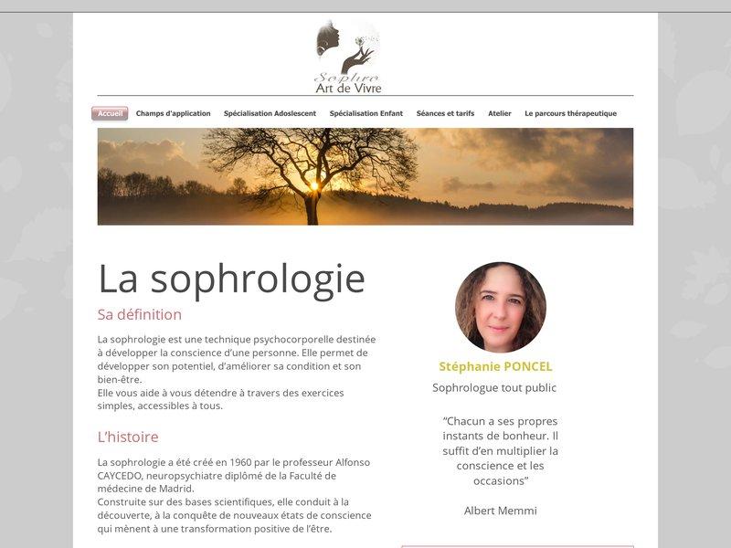 Sophrologie à rennes stéphanie poncel
