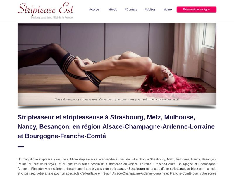 Striptease Est