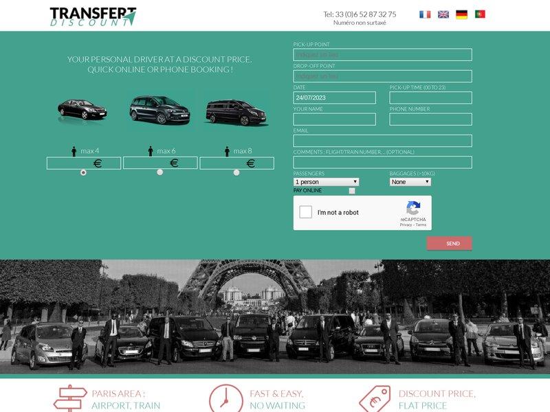 Réserver un Taxi-VTC à Paris