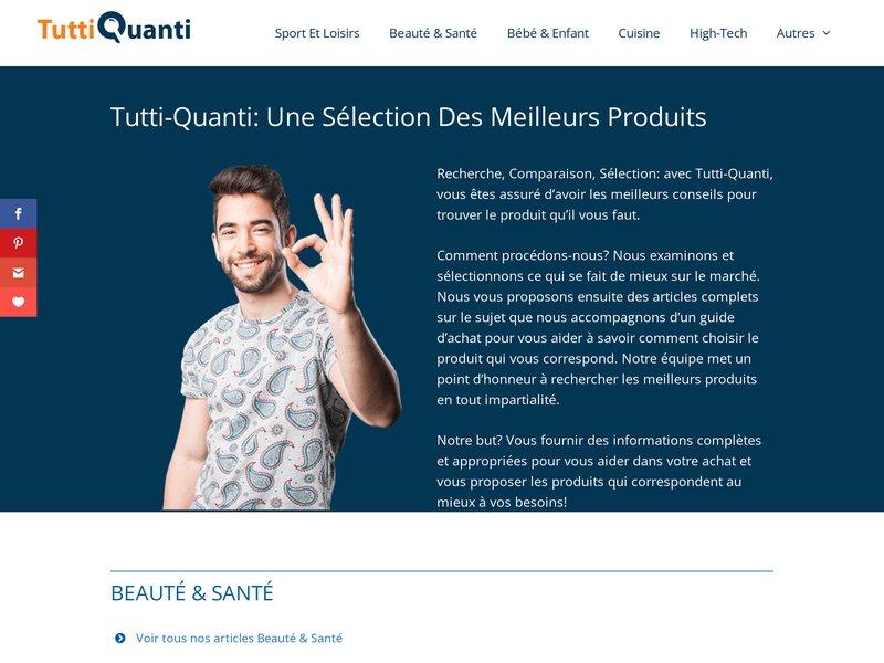 Site de petites annonces gratuites d occasion France et Dom Tom | Tutti-Quanti.fr