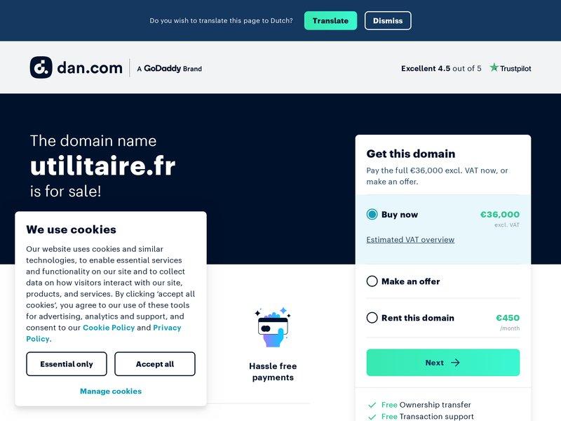 Utilitaire.fr | Utilitaire toutes marques