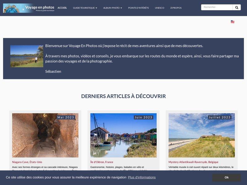 Voyage en photos : Photos et guides touristiques.