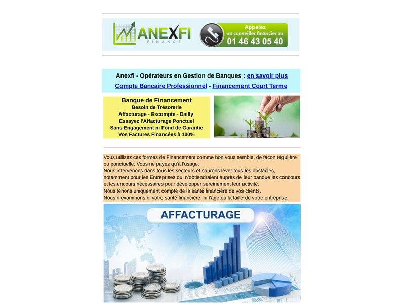 Affacturage Financement Negoce Distribution | 01 46 43 05 40