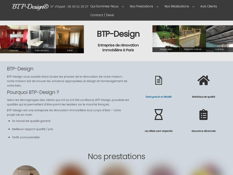 Entreprise de rénovation studio et appartement paris